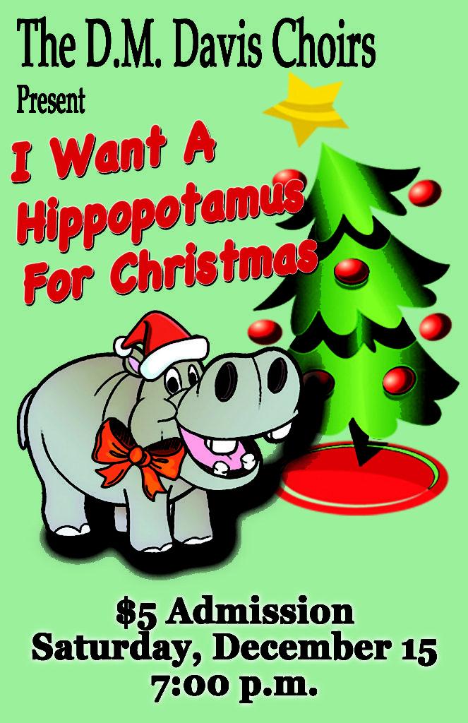 dm davis hippo for event